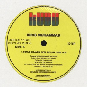 Idris Muhammad - Could Heaven Ever Be Like This  - Kudu - 3318P