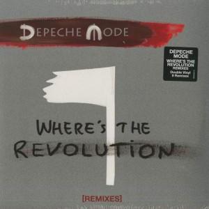 Depeche Mode - Where's The Revolution [Remixes] - Columbia - 88985 42003 1, Columbia - 44-190486, Mute - 88985 42003 1, Mute - 44-190486