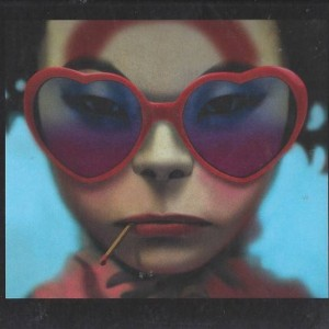 Gorillaz - Humanz - Warner Bros. Records - 560257-2, Parlophone - 560257-2