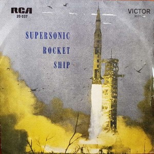The Kinks - Supersonic Rocket Ship - RCA Victor - 20 037