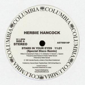 Herbie Hancock - Stars In Your Eyes - Columbia - AS756814P