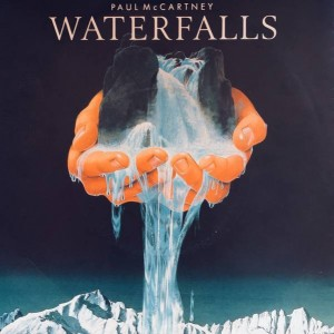 Paul McCartney - Waterfalls - Parlophone - R 6037, MPL - R 6037