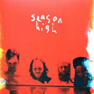 Little Dragon - Season High - Because Music - BEC5156852