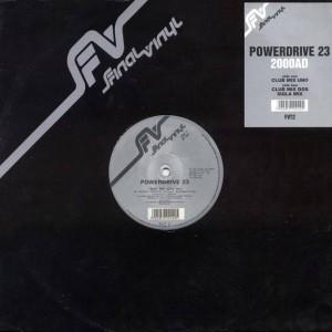 Powerdrive 23 - 2000AD - Final Vinyl - FVT 2, Final Vinyl - FVT2