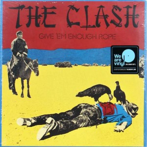 The Clash - Give 'Em Enough Rope - Columbia - 88985419541, Sony Music - 88985419541, Legacy - 88985419541
