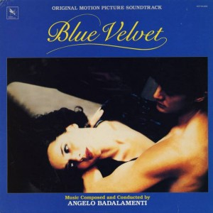 Angelo Badalamenti - Blue Velvet (Original Motion Picture Soundtrack) - Fire Records - FROST003LP