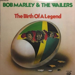 Bob Marley & The Wailers - The Birth Of A Legend - Calla Records - 2 CAS-1240