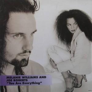 Melanie Williams & Joe Roberts - You Are Everything - Columbia - 661175 6