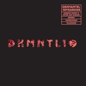 Various - Dekmantel 10 Years 08 - Dekmantel - DKMNTL-10YEARS08