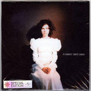 PJ Harvey - White Chalk - Island Records - 1747946