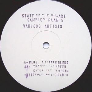 Various - State Of The Nu-Art Sampler - Blue Planet Recordings - PLAN 5