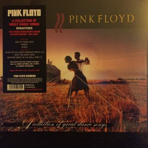 Pink Floyd - A Collection Of Great Dance Songs - Pink Floyd Records - PFRLP19, Parlophone - 0190295996901