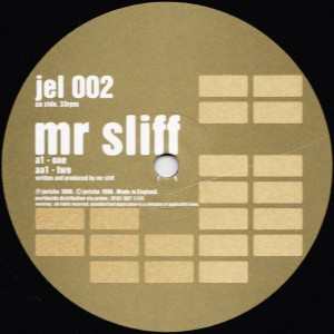 Mr. Sliff - One / Two - Jericho - jel 002