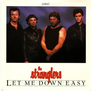 The Stranglers - Let Me Down Easy - Epic - A 6045