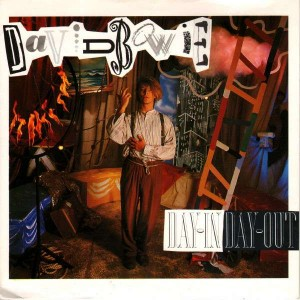 David Bowie - Day-In Day-Out - EMI America - EA 230