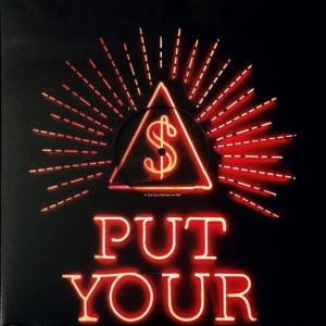Arcade Fire - Put Your Money On Me - Columbia - 889854930615