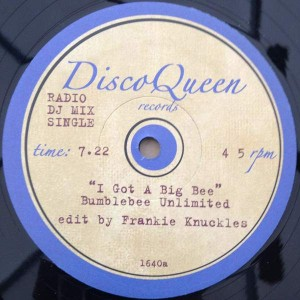 Bumblebee Unlimited / The Trammps - I Got A Big Bee / Can We Come Together - Disco Queen Records - 1640