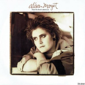 Alison Moyet - That Ole Devil Called Love - CBS - TA 6044