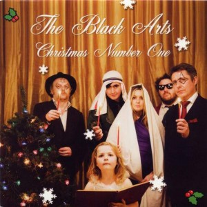 The Black Arts - Christmas Number One - Fantastic Plastic - FP7082