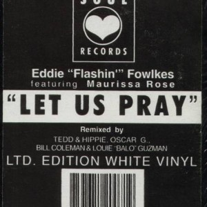 Eddie Fowlkes - Let Us Pray - Bold! Soul Records - BR 2007-1