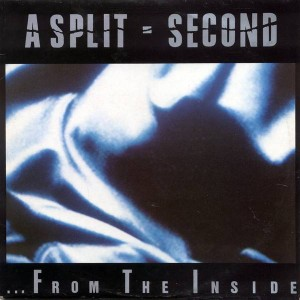 A Split - Second - ... From The Inside - Antler Records - ANTLER 088-LP