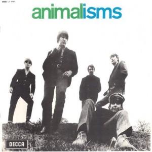 The Animals - Animalisms - Decca - LK 4797