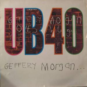 UB40 - Geffery Morgan... - DEP International - LP DEP  6