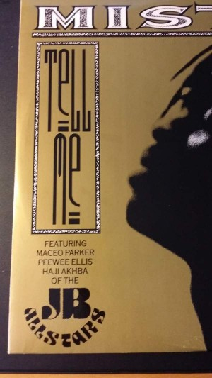 Mistri , featuring Maceo Parker , Pee Wee Ellis , Haji Akbah - Tell Me - Surfa Records - SUMA 001 T