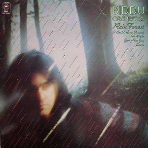 Biddu Orchestra - Rain Forest - Epic - S EPC 81168, Epic - EPC 81168