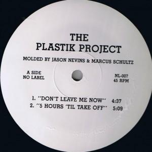 Jason Nevins & Markus Schulz - The Plastik Project - E Legal - NL-00?
