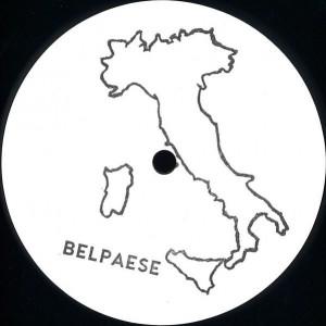 Belpaese - Belpaese 001 - Belpaese Edits - BELP001