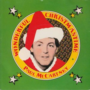Paul McCartney - Wonderful Christmastime - Parlophone - R 6029