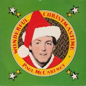 Paul McCartney - Wonderful Christmastime - Parlophone - R 6029