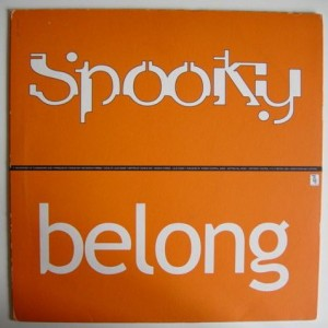 Spooky - Belong - Deviant Records - DVNT50X
