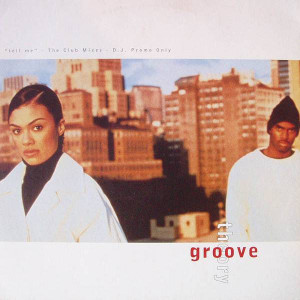 Groove Theory - Tell Me - The Club Mixes - Epic - XPR2252