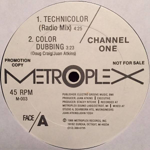 Channel One - Technicolor - Metroplex - M-003
