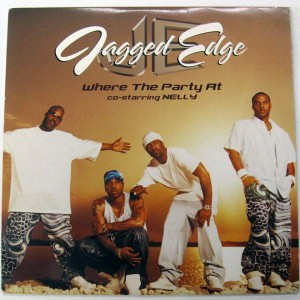 Jagged Edge Co-Starring Nelly - Where The Party At - So So Def - 44 79605