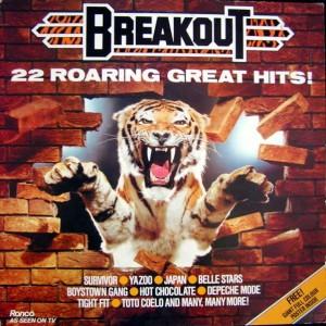 Various - Breakout - Ronco - RTL 2081