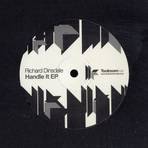 Richard Dinsdale - Handle It EP - Toolroom Trax - TRT38V