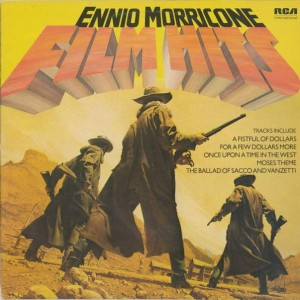 Ennio Morricone - Film Hits - RCA International - INTS 5059, RCA International - NL 31508