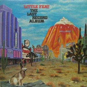 Little Feat - The Last Record Album - Warner Bros. Records - K56156