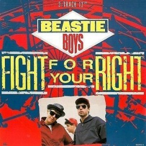 Beastie Boys - Fight For Your Right - Def Jam Recordings - 650418 8