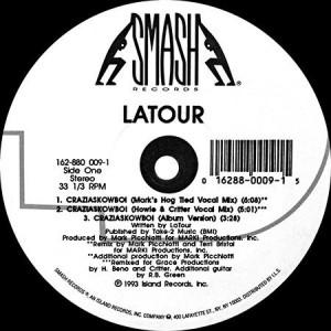 LaTour - Craziaskowboi - Smash Records - 162-880 009-1
