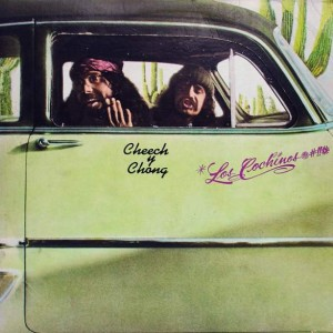 Cheech & Chong - Los Cochinos - Warner Bros. Records - BSK 3252