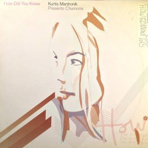 Kurtis Mantronik Presents Chamonix - How Did You Know (77 Strings) (Promo 2) - Southern Fried Records - ECB43P2