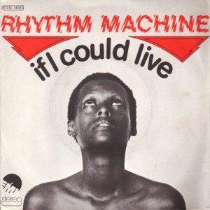 Rhythm Machine - If I Could Live - Emi - 2C010 14303