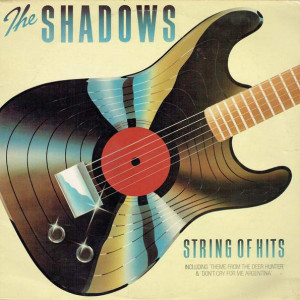 The Shadows - String Of Hits - EMI - EMC 3310, EMI - OC 062 07 126