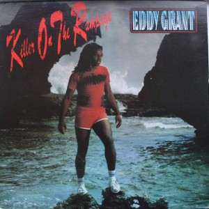 Eddy Grant - Killer On The Rampage - ICE - ICELP 3023