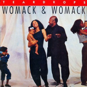 Womack & Womack - Teardrops - 4th & Broadway - 12 BRW 101