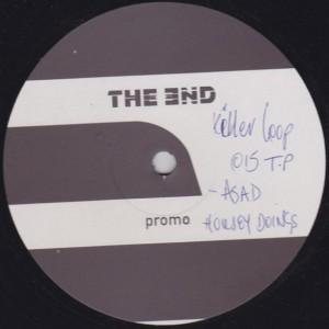 Killer Loop feat. DJ Sneak - Broken - End Recordings - END 015